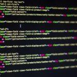 Des lignes de code, sans doute pour écrire un logiciel libre